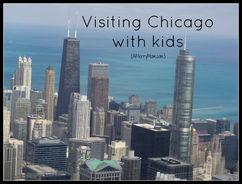 Visiting Chicago with kids - AMerryMom.com