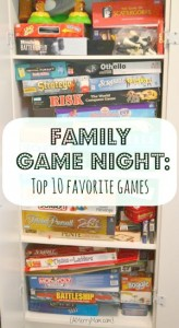 Top 10 favorite games for family game night - AMerryMom.com