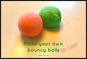 Make your own bouncy balls - amerrymom.com