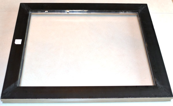 Inexpensive And Easy Diy Picture Framing Using Glazier Points A