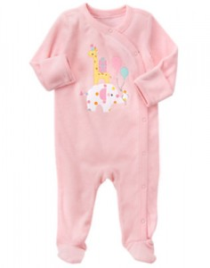 Gymboree zoo party 1-piece