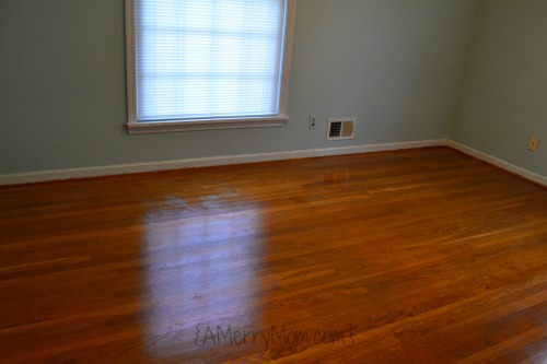 Hardwood floor polish 2