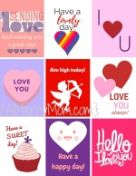 Valentine's Day lunchbox printables thumbnail