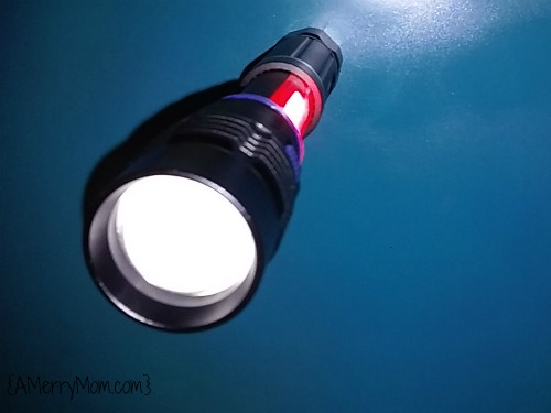 AYL TC80 LED flashlight